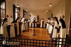 Carmel of Montmartre,Paris  I love the Carmelites. :)