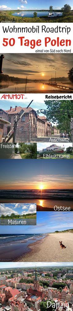 Einmal mit dem Wohnmobil nach Polen. Mir wurde schwer davon abgeraten - aber glaube nicht alles was andere sagen! Polen ist noch eines der wenigen verbliebenen Reiseländer, wo du mit dem Wohnmobil noch richtig frei bist!