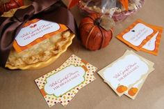Thanksgiving Kid's Printable Party Pack  SALE by FrogPrincePaperie, $10.00