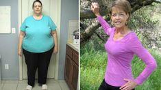 Egy sorozatnak köszönhetően 100 kilót fogyott a 64 éves nő