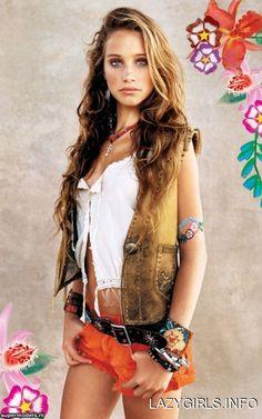 a rebel hearted American girl.