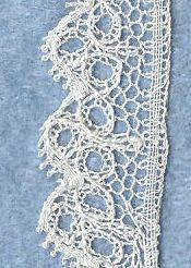 Bucks point lace - Wikipedia, the free encyclopedia