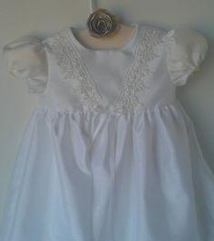 Heirloom Christening Gown / Baptism Dress