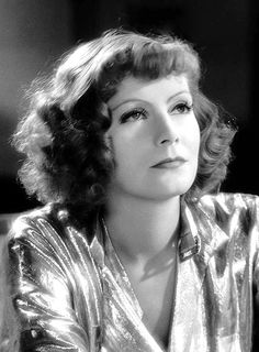 Greta Garbo, 1931, photo by Clarence Sinclair Bull