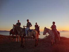 Desert Trails Horseback Riding, Training & Lessons Ensenada, Baja CA