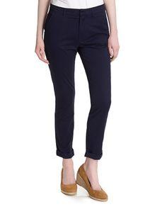 navyChino Trousers