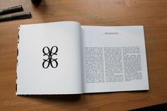 Garamond Type Specimen - Sarah Dee Phillips Portfolio - The Loop
