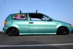 VW Rat Polo
