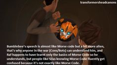 An interesting theory, although I kinda like the one where the beeps are either some unlearned Cybertronian language, other bots can't speak it but they can understand it.