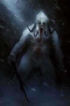 Image result for yeti fantasy