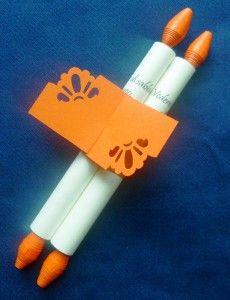 partecipazione pergamena carta / invitation parchment paper