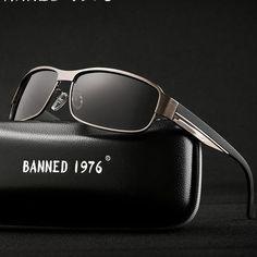 50fcf29849f44 Горячая цена 2018 Brand Designer HD Polarized Oculos fashion Men women  Sunglasses Protection Sun Glasses male driving eyewear with box .