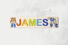 Personalised wooden name puzzle is a great gift idea for any little explorer. It is eco-friendly, made exclusively of organic materials, and thanks to the pleasant colors and fun shapes, it easily helps them learn to read the most important word - their names. Our puzzles develop children's strategic, logical thinking, eye-hand coordination, focusing, visual skills and imagination. They help correctly recognize shapes and colors, and indirectly teach the fundamentals. Product features- 100% hand Birthday Gifts For Girls, Baby Girl Gifts, Gifts For Boys, Puzzle Store, Nephew Gifts, Jigsaw Puzzles For Kids, Name Puzzle, Busy Board, Name Gifts