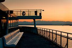 Bainbridge to Seattle Ferry