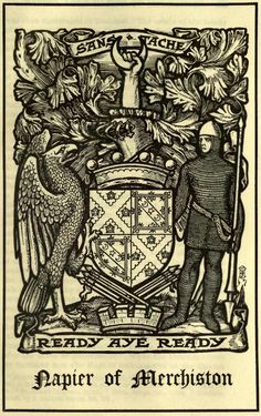 Napier, Lord Napier of Merchiston (S 1627). The Scots peerage founded on Wood's…