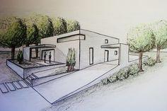 Renato Arruda Fraga - Arquitetura UFRGS: LG - Linguagem Gráfica - Desenho à mão livre