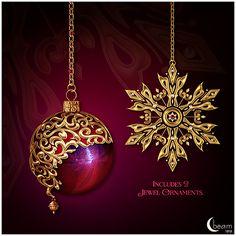 Moonbeamart   Ornamental Ornaments - Showcase