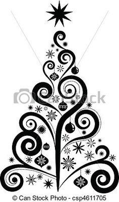 line art drawings of trees | ... line art, EPS picture, pictures, graphic, graphics, drawing, drawings