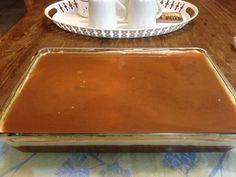 Όσοι αγαπάνε την καραμέλα, αυτό το γλυκό ψυγείου καραμέλα επιβάλλεται να το δοκιμάσουν! Δες τη συνταγή! Greek Sweets, Sheet Pan, Yummy Food, Delicious Recipes, Cooking, Food Ideas, Android, Cakes, Tips