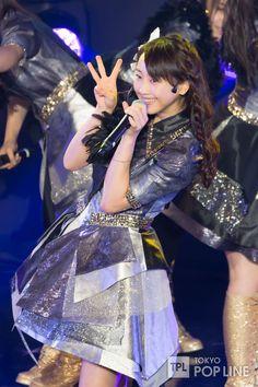 SKE48、3年ぶりTIFのステージで気迫溢れるパフォーマンス