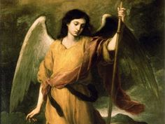 Archangel Raphael shows up...