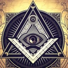 Illuminati Eye Tattoo Designs