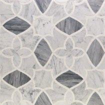 Elysian Carrara Marble Tile