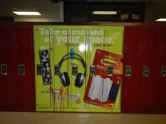 School Advertising Takeover: School Media outputs graphics to help schools earn money.