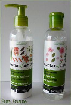 Nectar of Nature BIO - Latte Detergente e Tonico