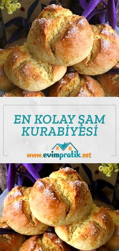 Turkish Kitchen, Bagel, French Toast, Food And Drink, Bread, Cookies, Breakfast, Sweet, Desserts