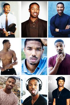 Michael B. Jordan So handsome I can't even explain it <3