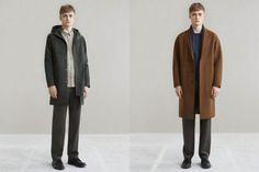 Ouur Autumn/Winter 2016 Men's Lookbook | FashionBeans.com