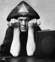 Aleister Crowley - 12 octobre 1875