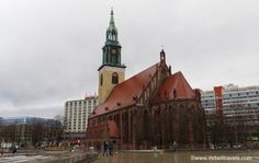 Marienkirche (St Mary's Church) Berlin