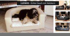 tierlando - Hundesofa LUDWIG