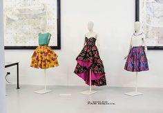 Suzy Menkes exhibición the 50s