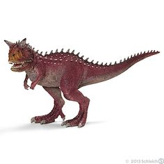 The Carnotaurus is new for 2013