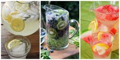 14 Stunningly Beautiful and Refreshing Pitcher Drinks  - CountryLiving.com