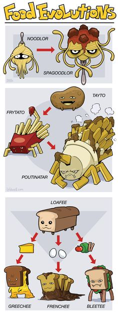 PokeFoods. My latest revisit to LeafGreen has me LOVING this!