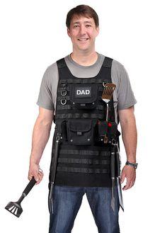 Tactical DAD Apron