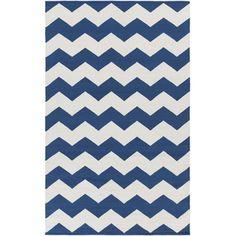 Blue - Color: Blue, Rug Size: 8' X 10' | AllModern