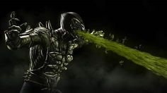 Mortal Kombat X Reptile Trailer is disgustingly awesome
