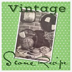 With St Patrick's Day coming up, I thought it would be fun to get into the spirit and feature an Irish recipe! This recipe comes from t. Recipe Books, Irish Recipes, Vintage Recipes, St Patricks Day, Fun, Fin Fun