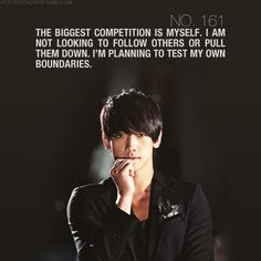"""Bi Rain Yeah that's right oppa, do your thing, you're doing it well. Not just anybody could be """"Rain"""". Babe Quotes, Lyric Quotes, Lyrics, Bi Rain, Korean Drama Quotes, K Pop Star, Korean Music, Artist Quotes, Bad Boys"""