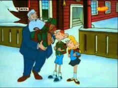 Weihnachtsmann, Guilfy und Trixie
