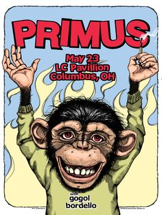 Primus Poster Series - Ken Keirns
