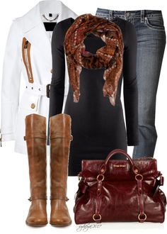 """""""Style This ~ New Haven Belted Jacket"""" by sydneyac2017 ❤ liked on Polyvore"""