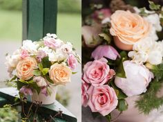The French Touch-My wedding florist