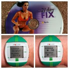 My #21dayfix program arrived today! I had to try... | Operation: Motivation Fitness