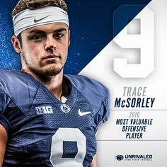 Trace- thank you hackenberg for leaving! Who would have thought this talent was behind you!!!